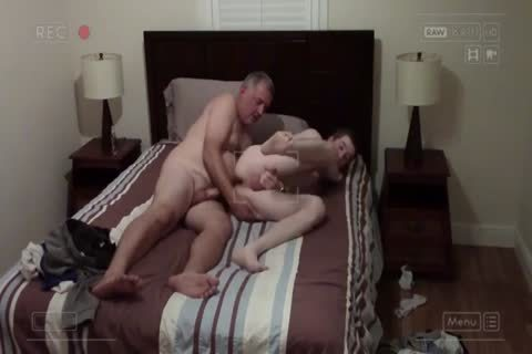 Curious Skater Visits Daddy For A rimming And deep Bree