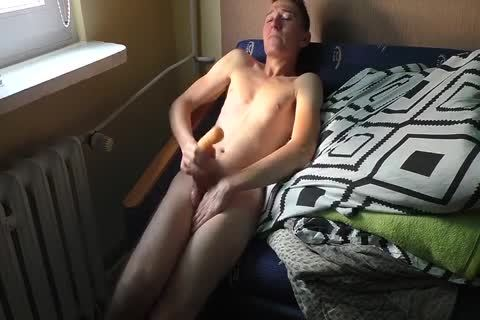 large lad Playing Jacking Off 3